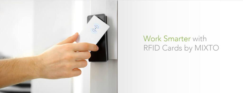 RFID Card by mixto