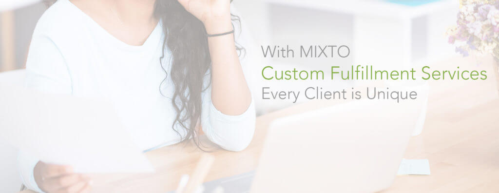 fulfillment services by mixto
