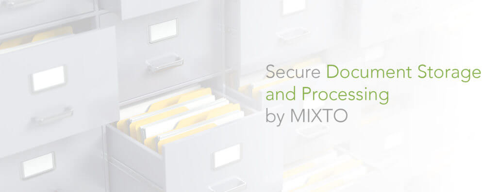 secure file storage by mixto