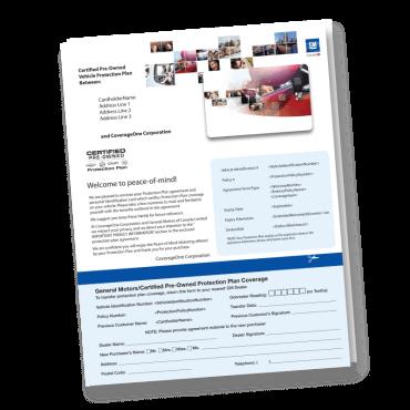 Insurance print distribution service