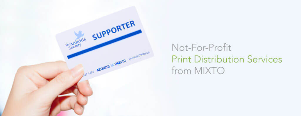 Not for Profit direct mail services