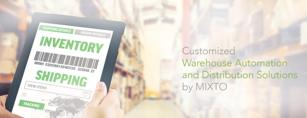 fulfillment warehouse solutions by mixto