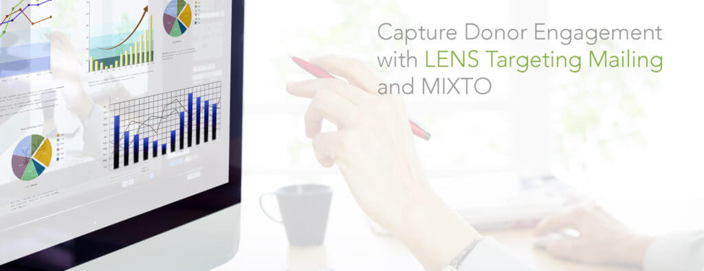 LENS targeted analysis on computer