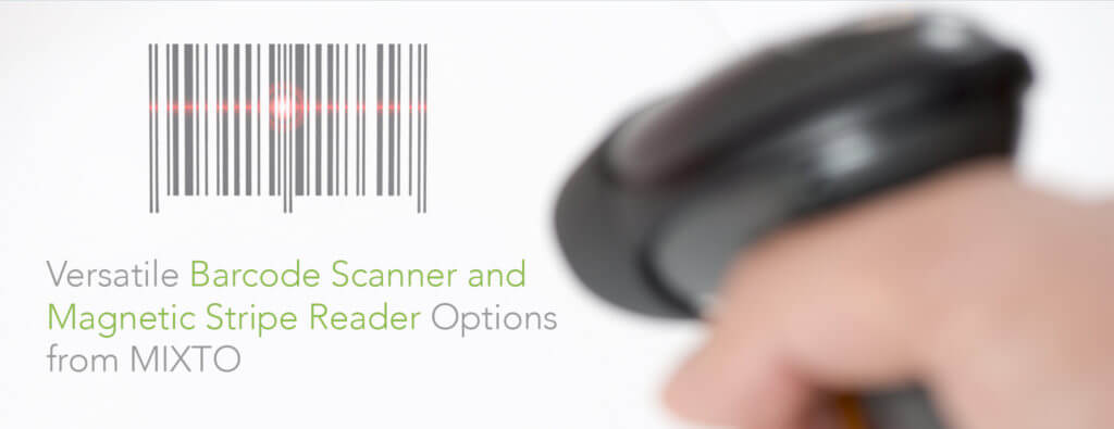 barcode scanner by mixto